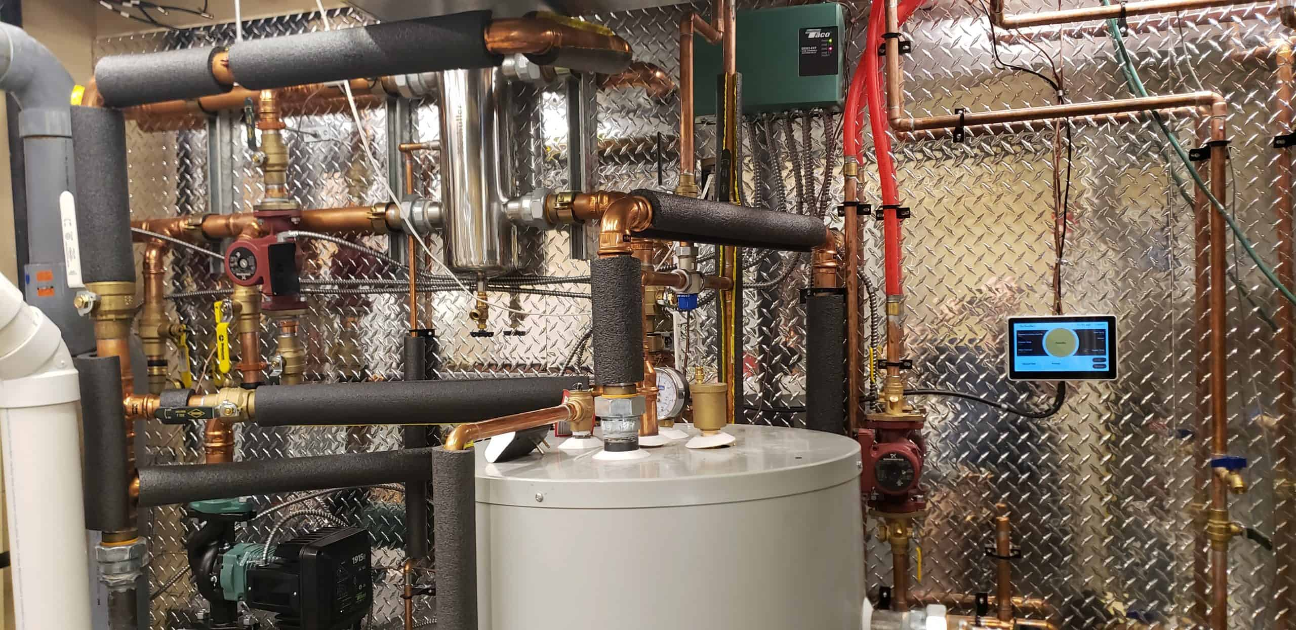 complete hydronics with SMC-1